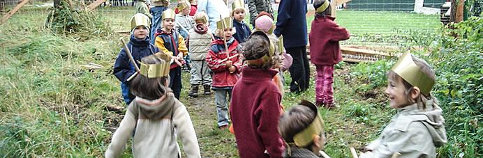 Waldorfkindergarten Kindergarten Kindertagesstätte Kita Hagen Ennepetal Waldorf